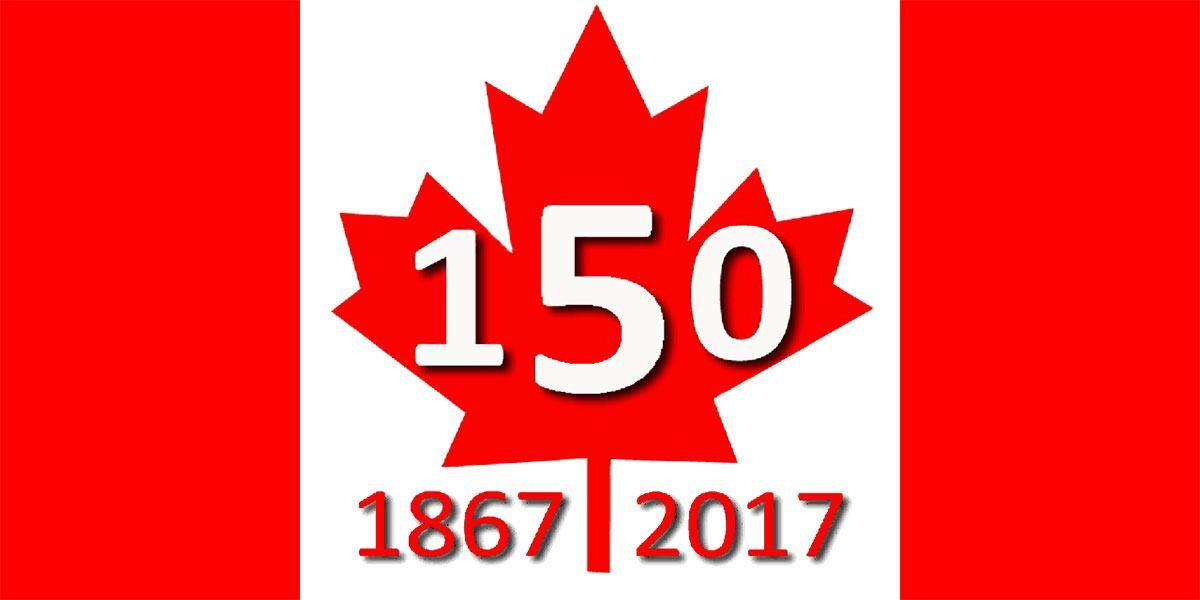Le FMC-CMF célèbre la force du Canada en son 150e anniversaire/The FMC-CMF celebrates the strength of Canada on its 150th Day.